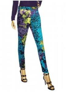 "Versace – ""Wild Patch"" Trousers"