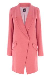Oasis Pink Coat