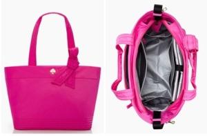 Kate Spade – Flatiron Nylon Sophia Grace Baby Bag