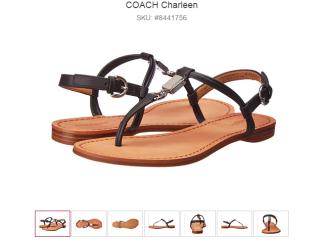 COACH Charleen